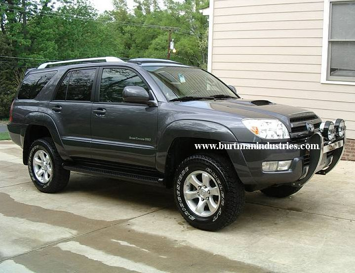 Toyota 4runner Lifted Pictures. Toyota 4Runner Forum