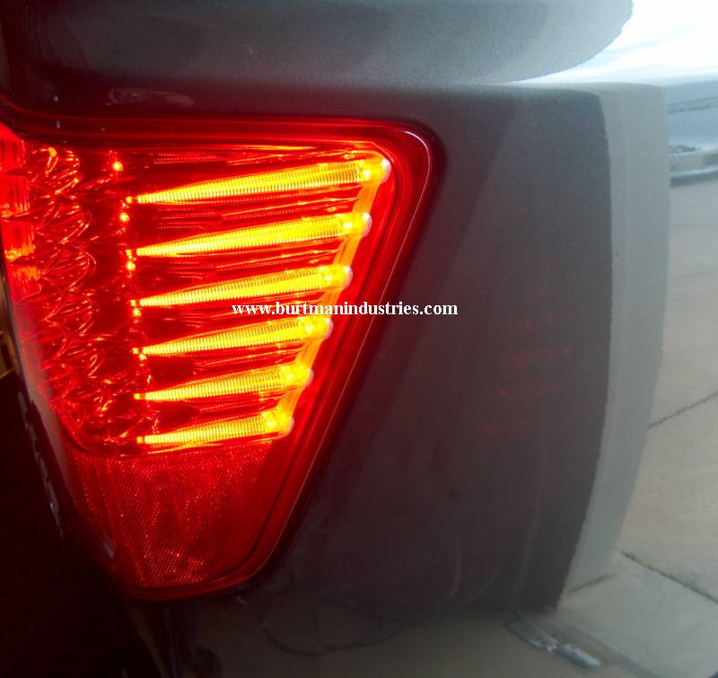 Blowout On Volant Led Taillights Get Before They Are Gone