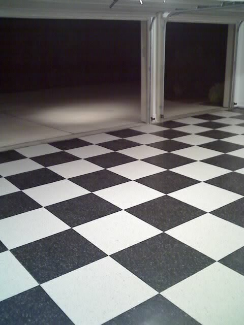 Rubber Floor Tiles Rubber Floor Tiles Garage