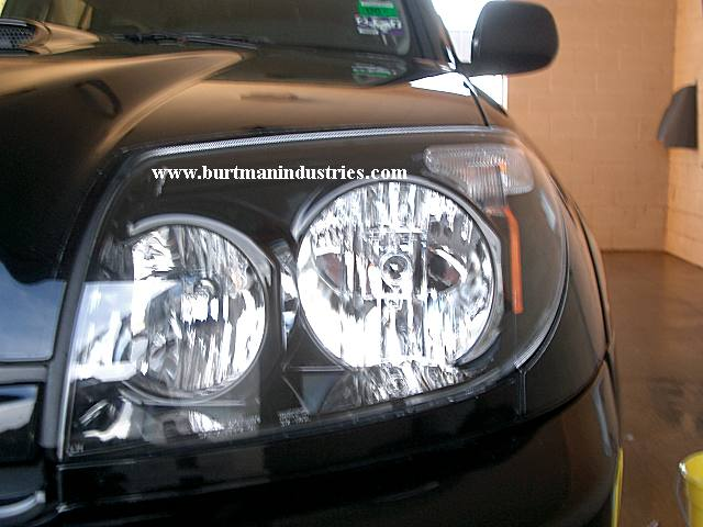 Toyota Johnson City Tn >> Blacked Out Headlights and Tails For 4th Gen T4R - Toyota ...