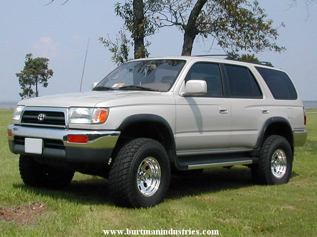 Looking to buy a lift kit! Need some opinions - Toyota