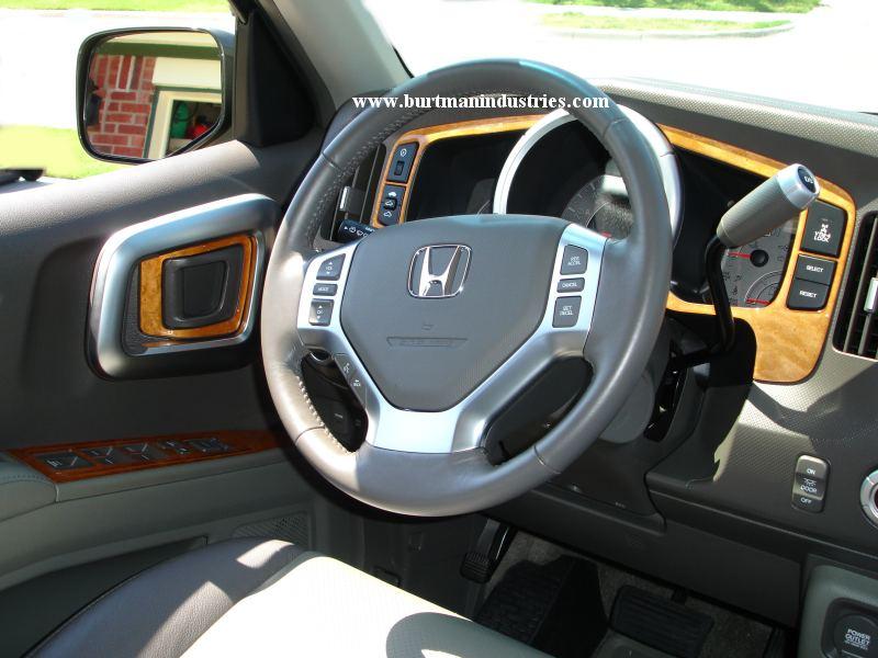 Honda Ridgeline  Auto Show