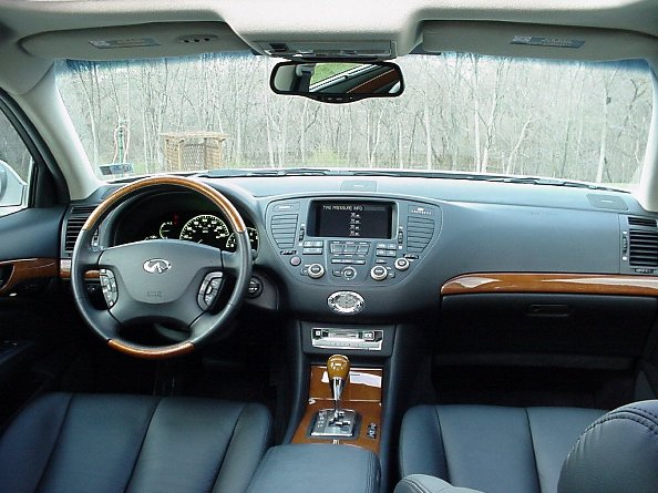 2002 Infiniti Q45 Awesome Pictures